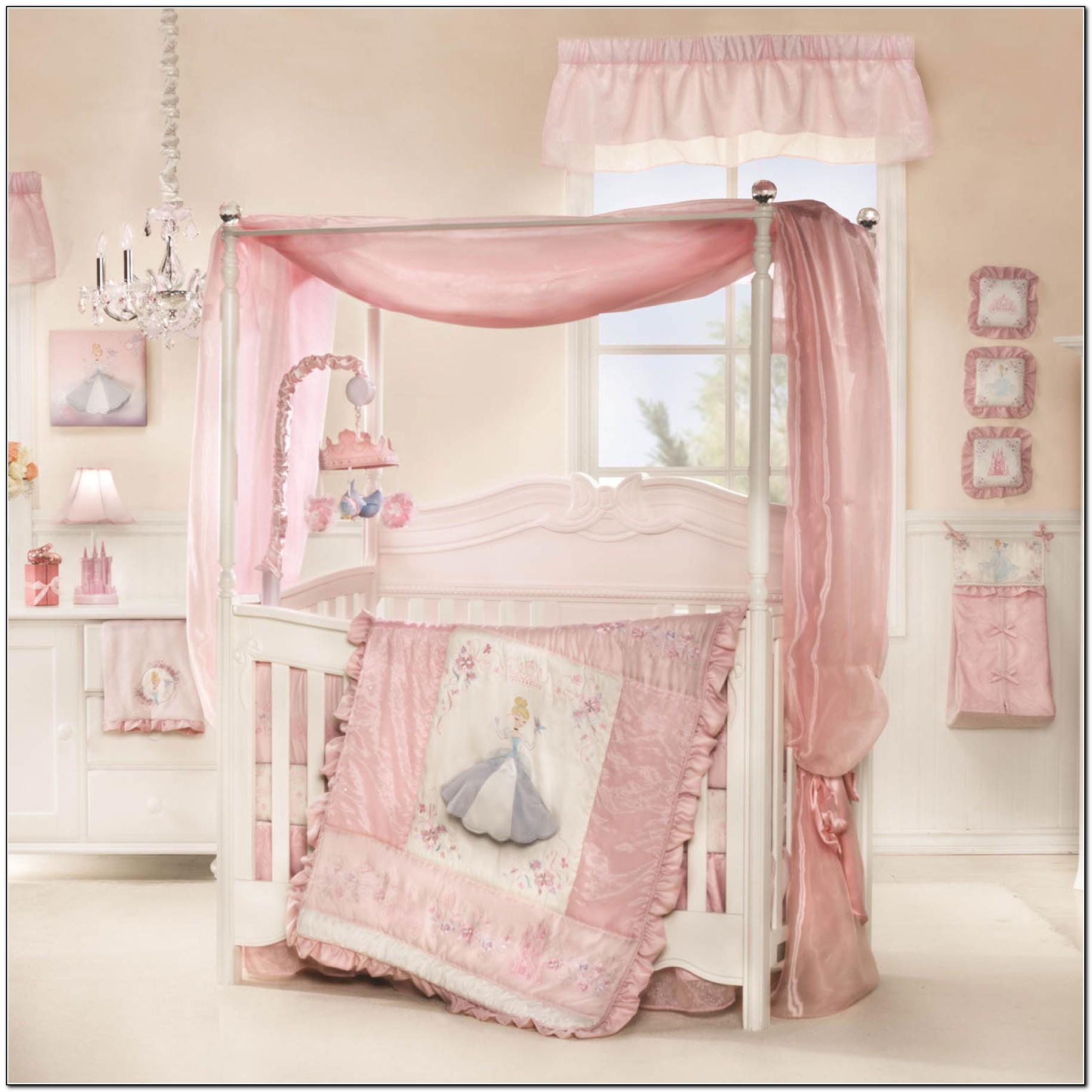 Crib Bedding For Girls Princess