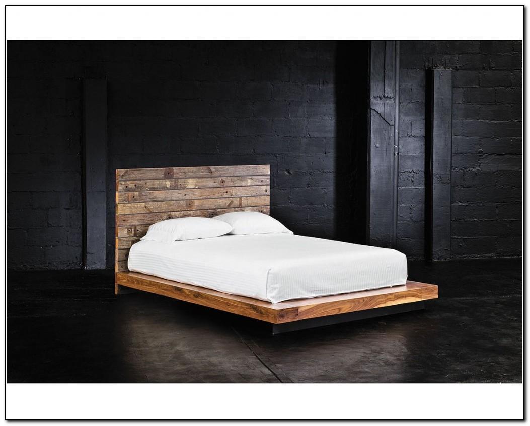 Diy Cal King Bed Frame