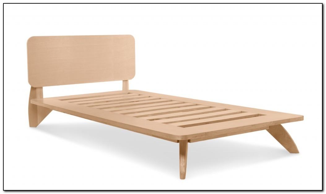 Diy Platform Bed Twin