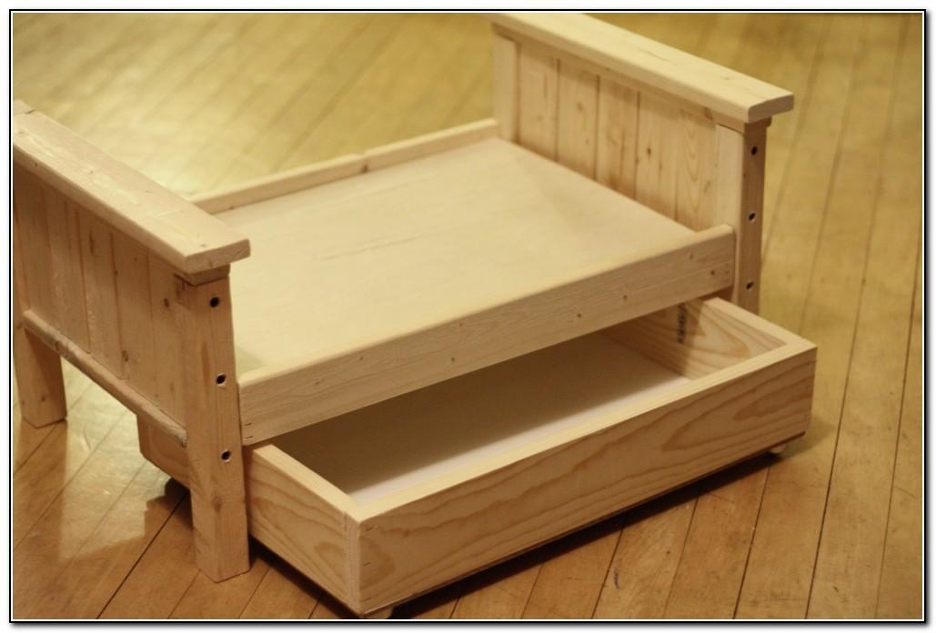 Diy Trundle Bed Frame