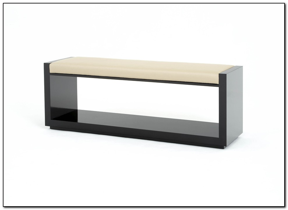 End Of Bed Bench Modern