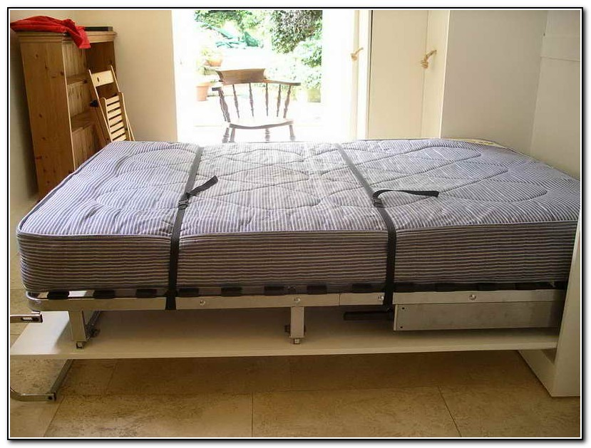 Fold Up Bed Plans
