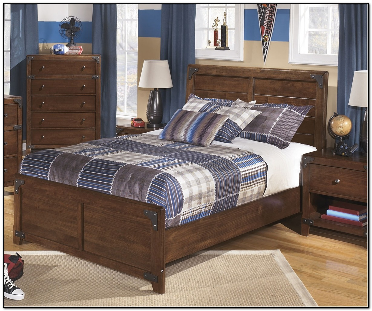 Full Size Beds For Boys