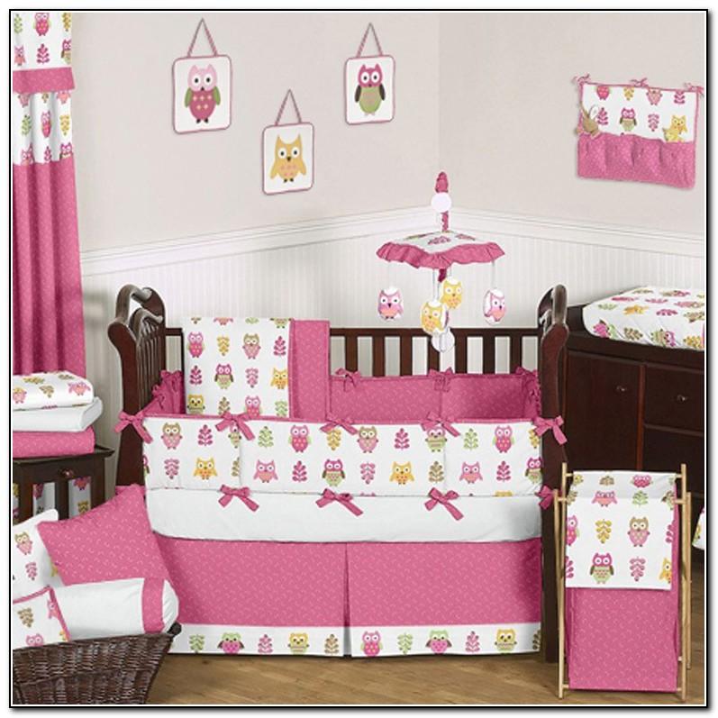 Girl Crib Bedding Sets