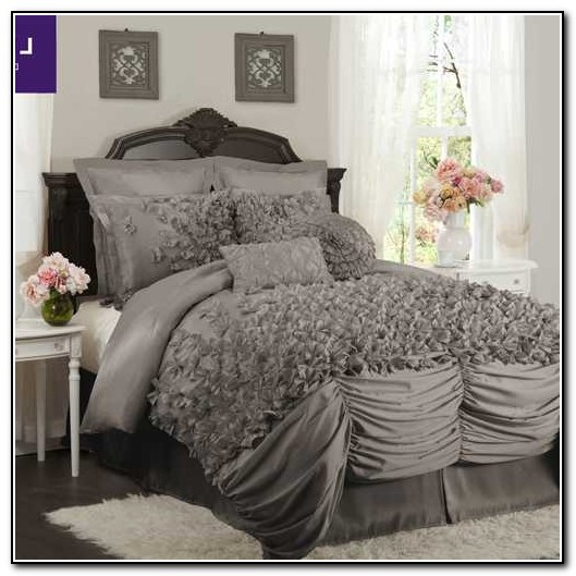 Grey Bedding Sets King