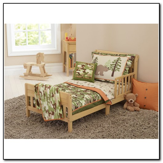 Hunting Baby Bedding For Boys