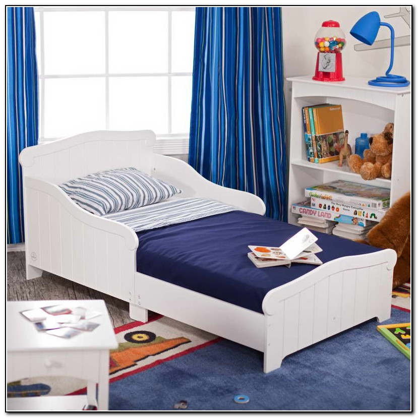 Ikea Toddler Bed Blue