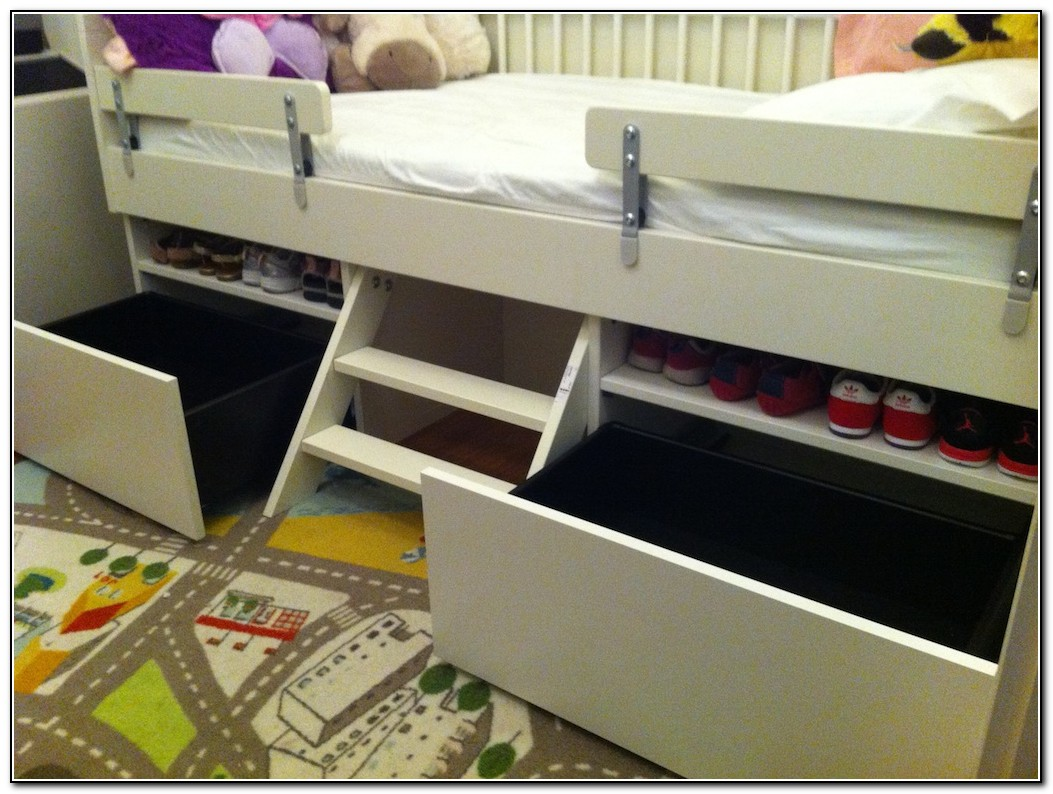 Ikea Toddler Bed Hack