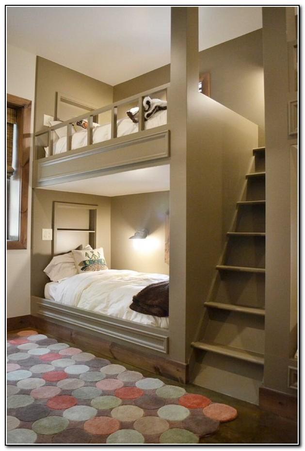 Kids Loft Bed Ideas