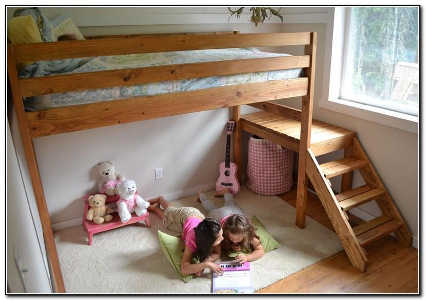 Kids Loft Bed Plans