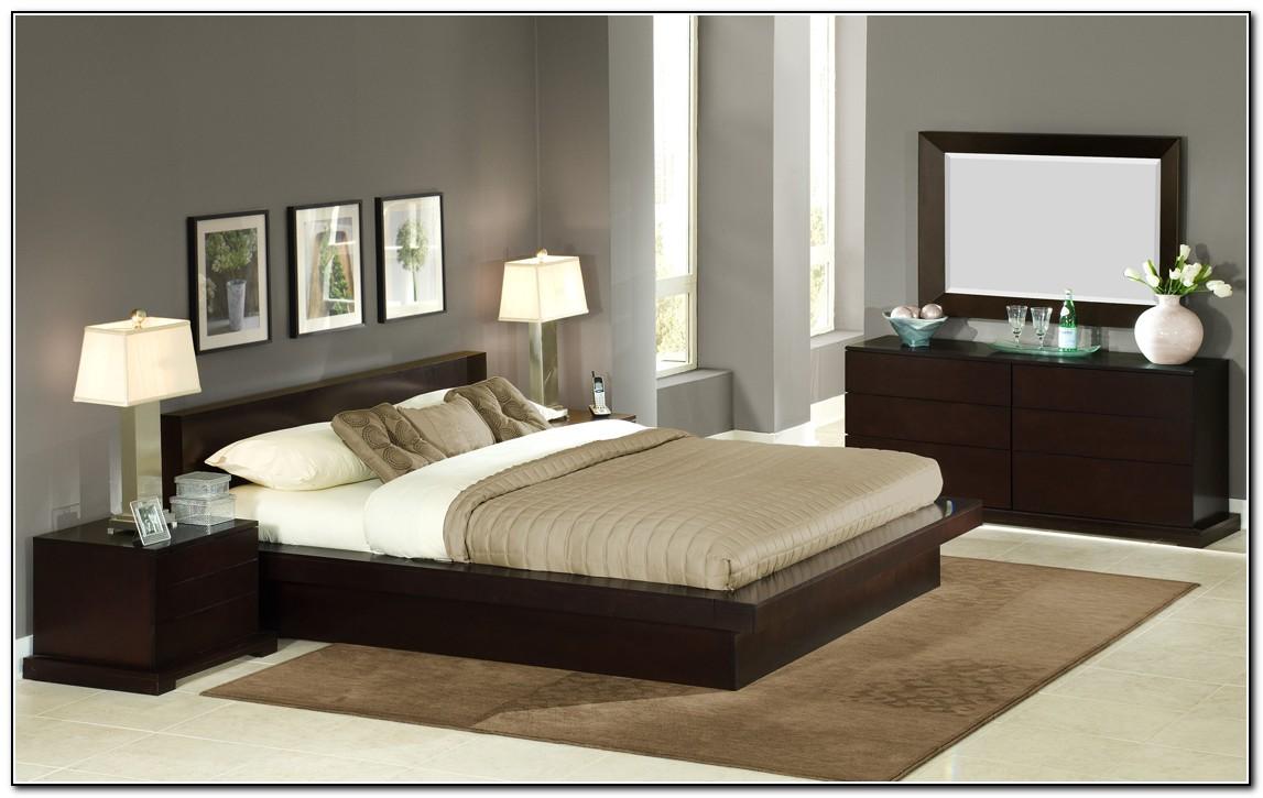 King Size Platform Bedroom Sets