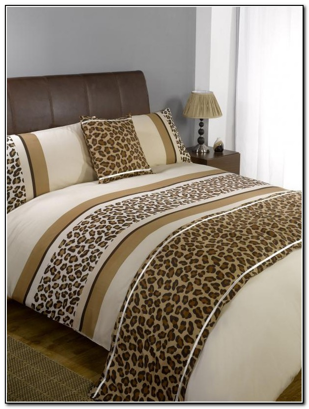 Leopard Print Bedding Uk