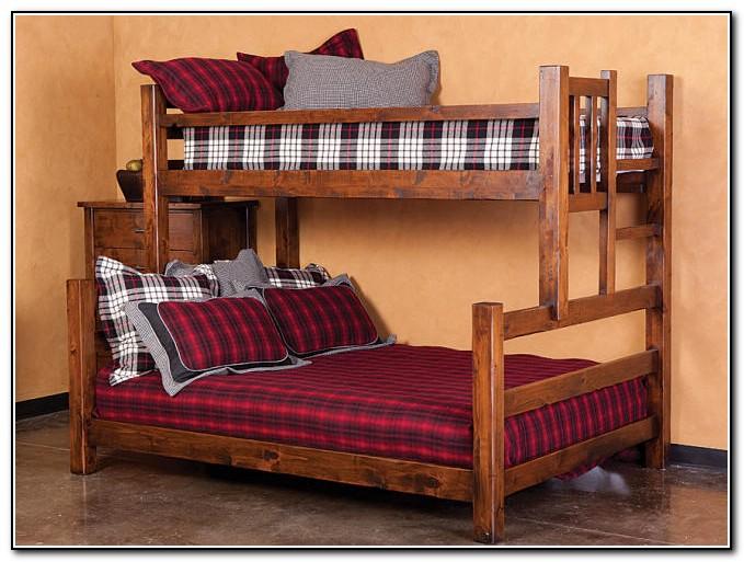 Loft Bunk Beds Twin Over Queen