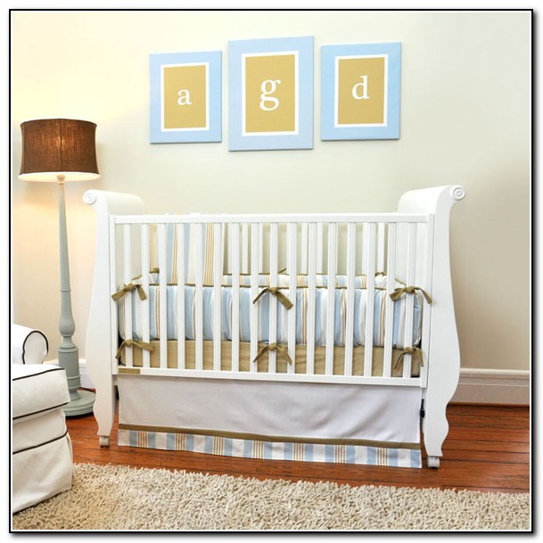 Modern Baby Bedding Sets Neutral