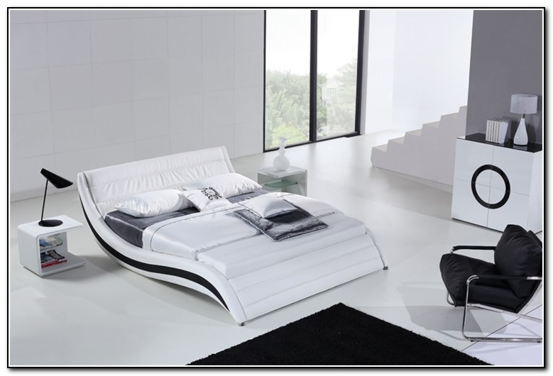 Modern Bed Frames Full Size