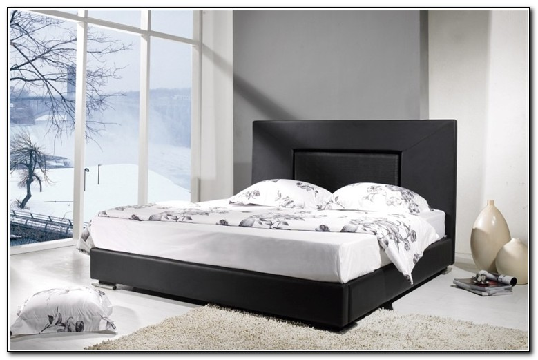 Modern Bed Frames King