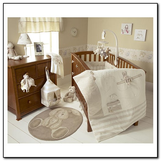 Neutral Baby Bedding Sets Uk