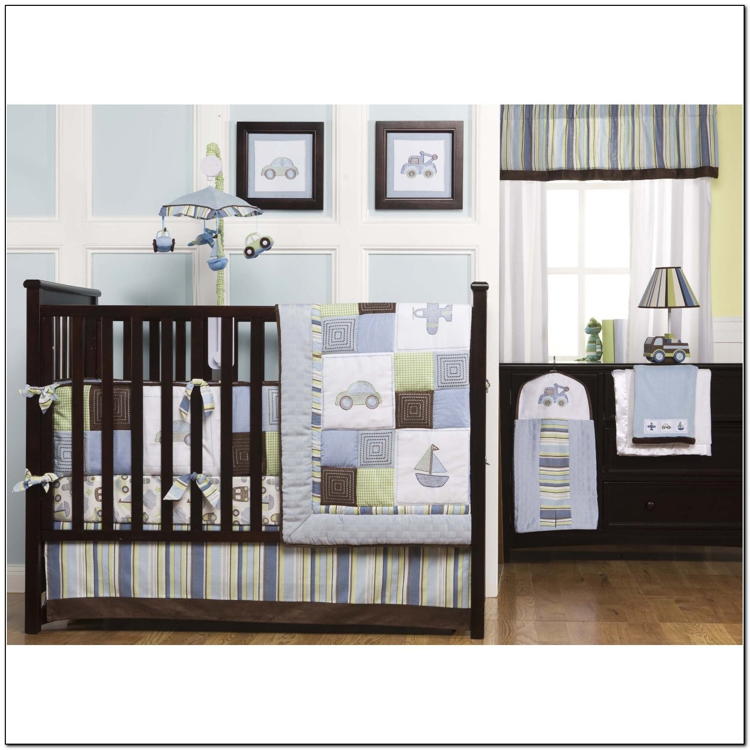 Nursery Bedding Sets For Boys