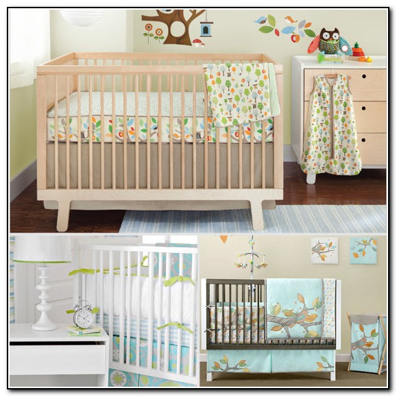 Nursery Bedding Sets Neutral