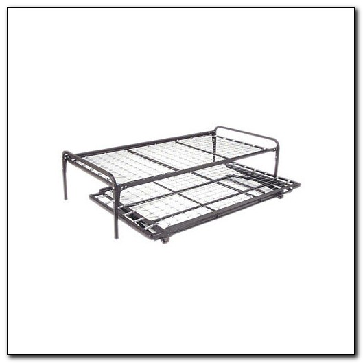 Pop Up Trundle Bed Walmart