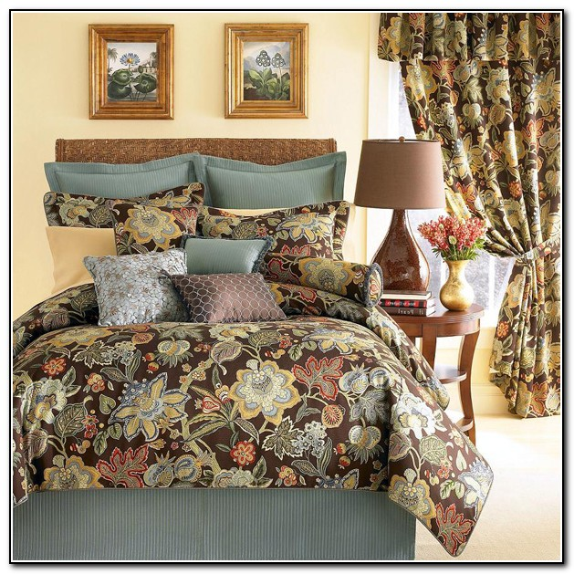 Rose Tree Bedding Audubon
