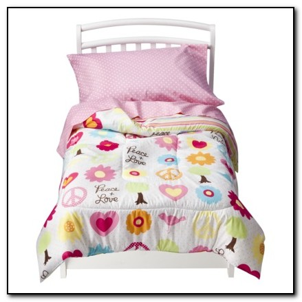 Toddler Bedding For Girls Target