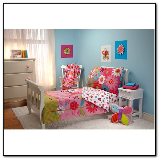 Toddler Bedding For Girls Walmart