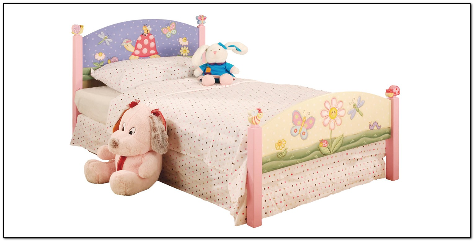 Toddler Beds For Girls Uk