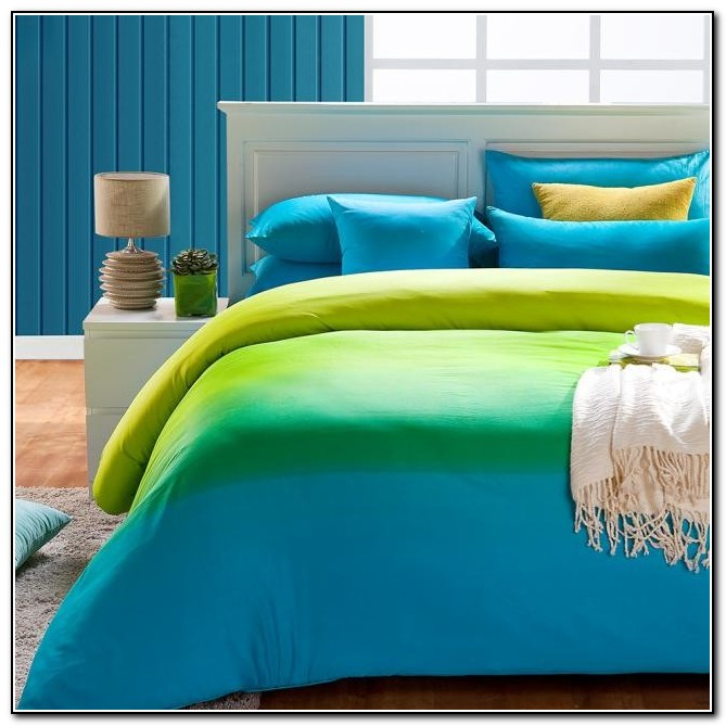Turquoise Queen Bedding Sets