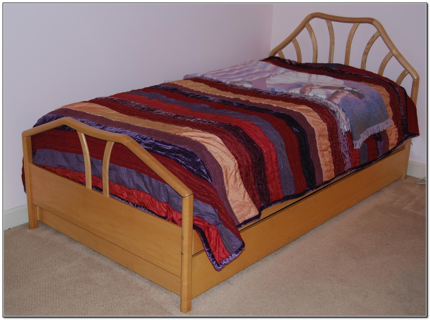 Twin Bed Mattress Included