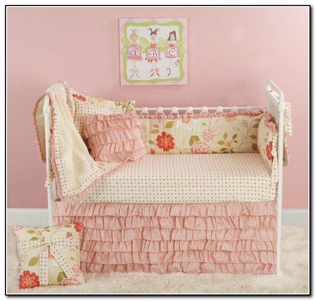 Vintage Baby Bedding For Girls