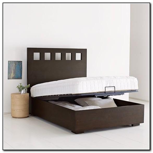 Wood Bed Frame Modern