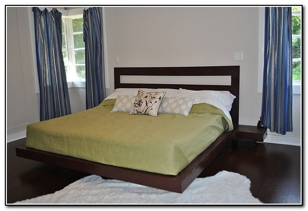 Ana White Platform Bed