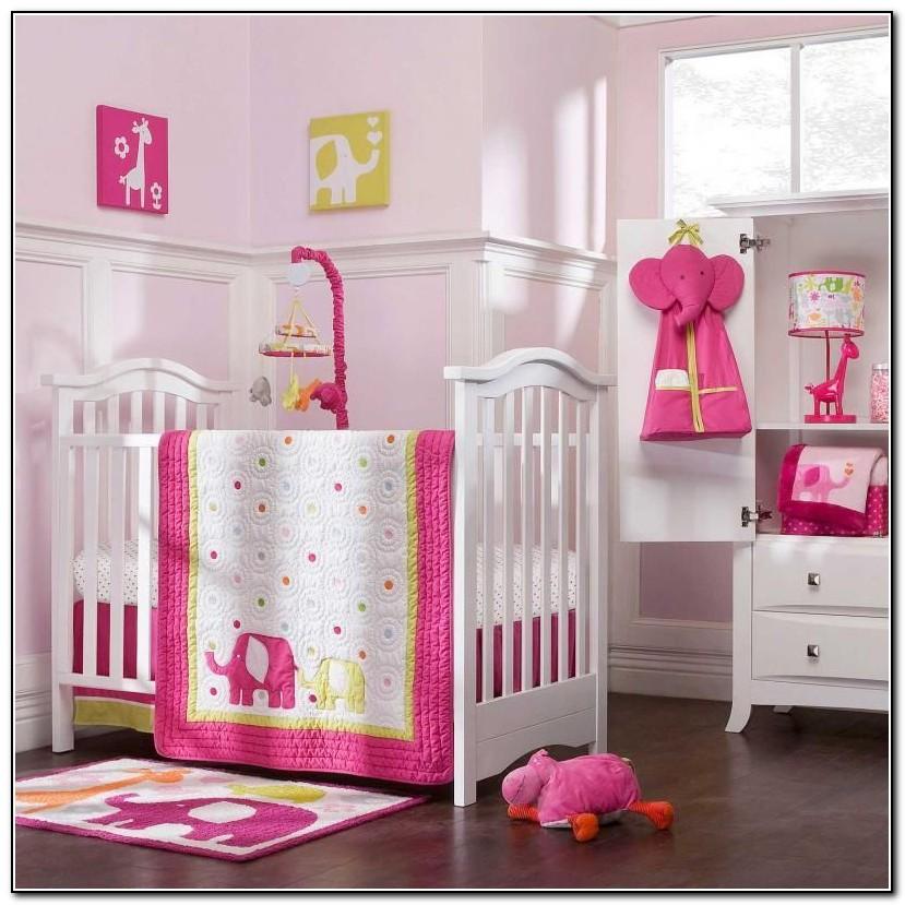 Baby Girl Crib Bedding Sets Giraffe