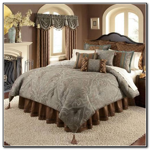 Bed Comforter Sets Queen Size