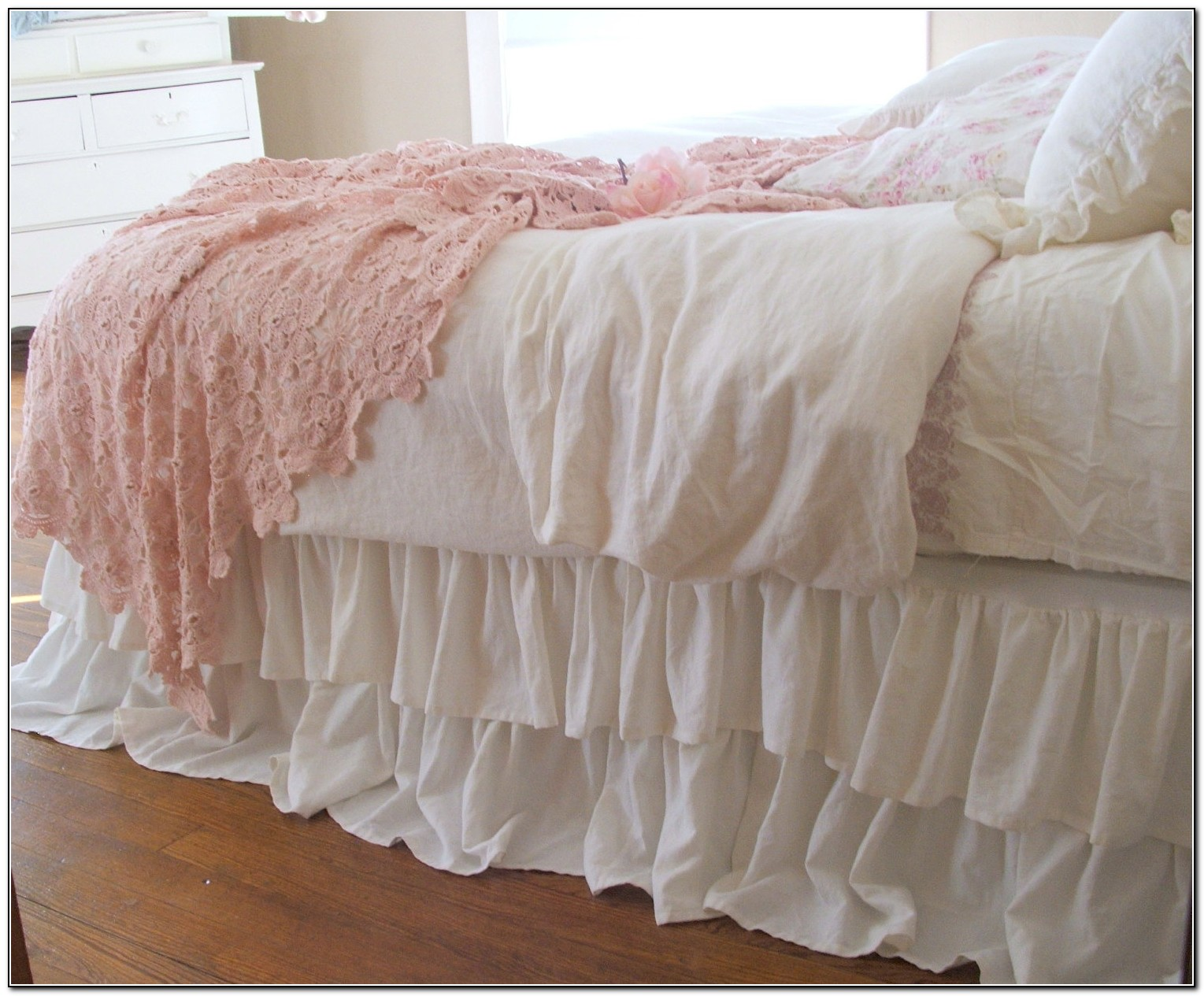 Bed Skirts Queen Bed