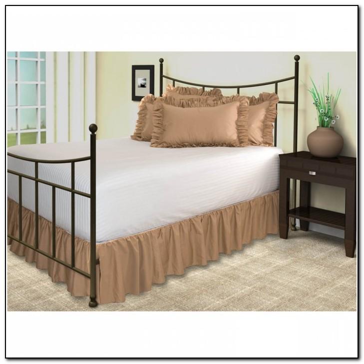 Bed Skirts Queen Split Corners