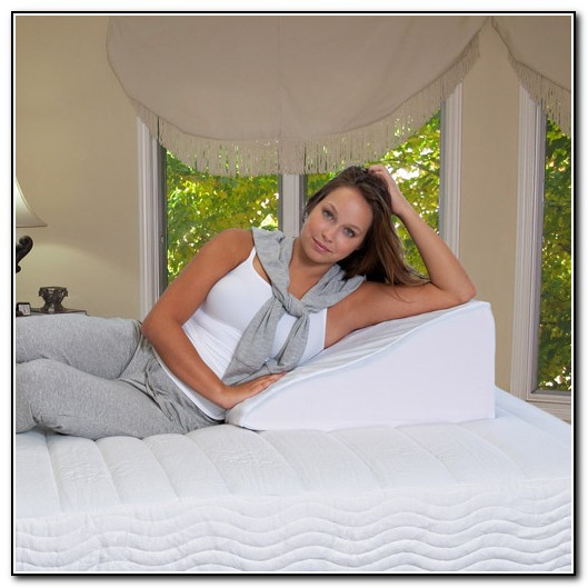 Bed Wedge Pillow Canada