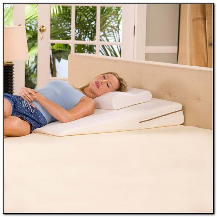 Bed Wedge Pillow For Gerd