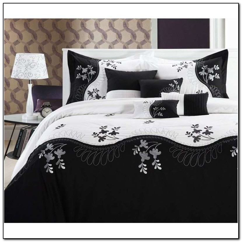 Black And White Bedding Sets Uk