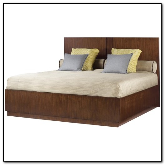 California King Platform Bed Dimensions