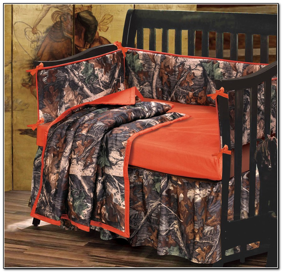 Camo Bed Sets For Baby