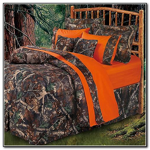 Camo Bed Sets Queen