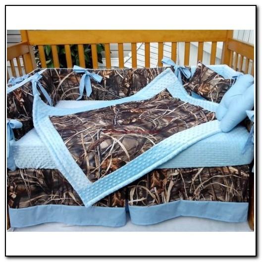 Camo Bedding Sets For Cribs