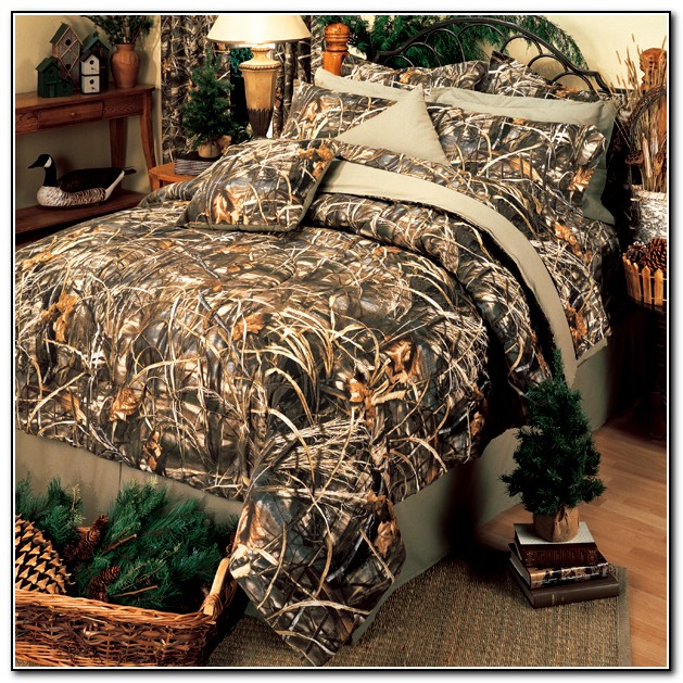 Camo Bedding Sets Full
