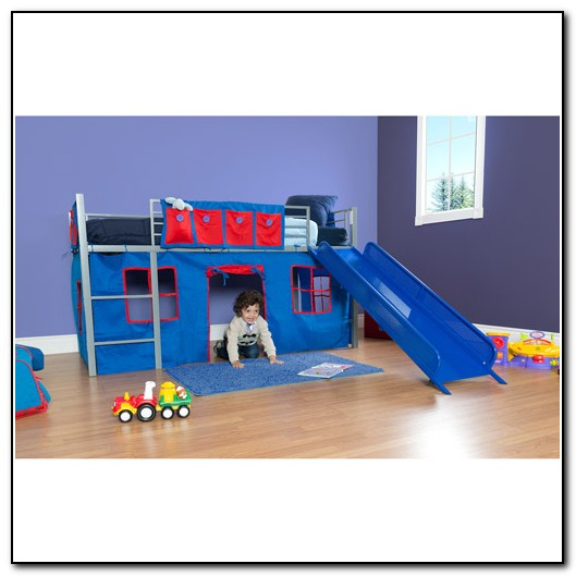 Cheap Toddler Beds With Slides