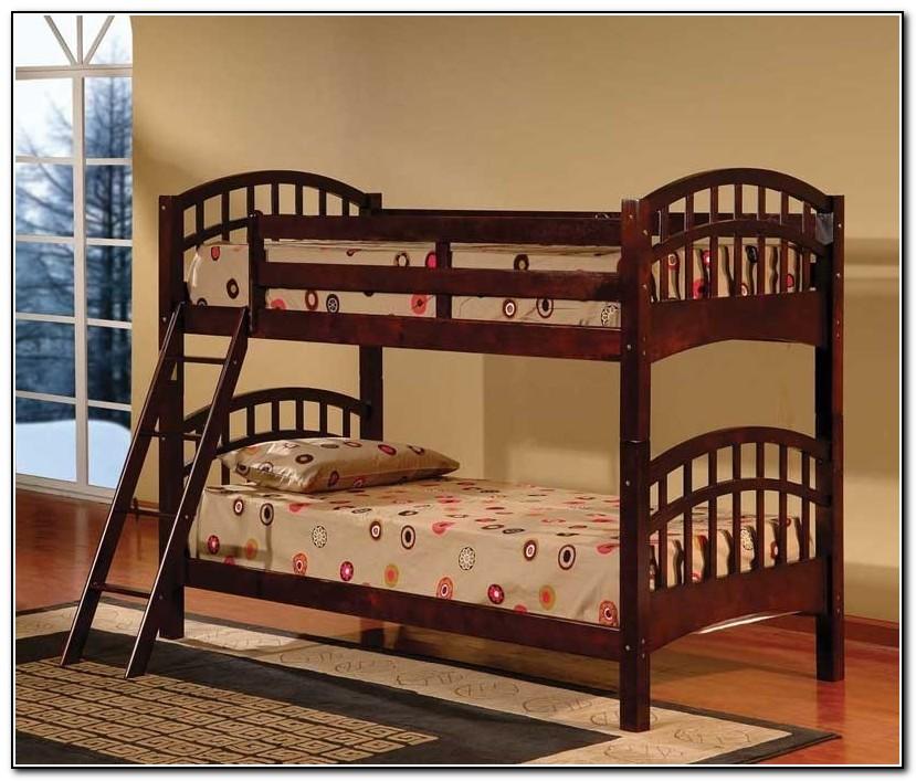 Cherry Wood Bunk Beds