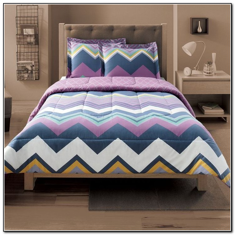 Chevron Bedding Set Queen