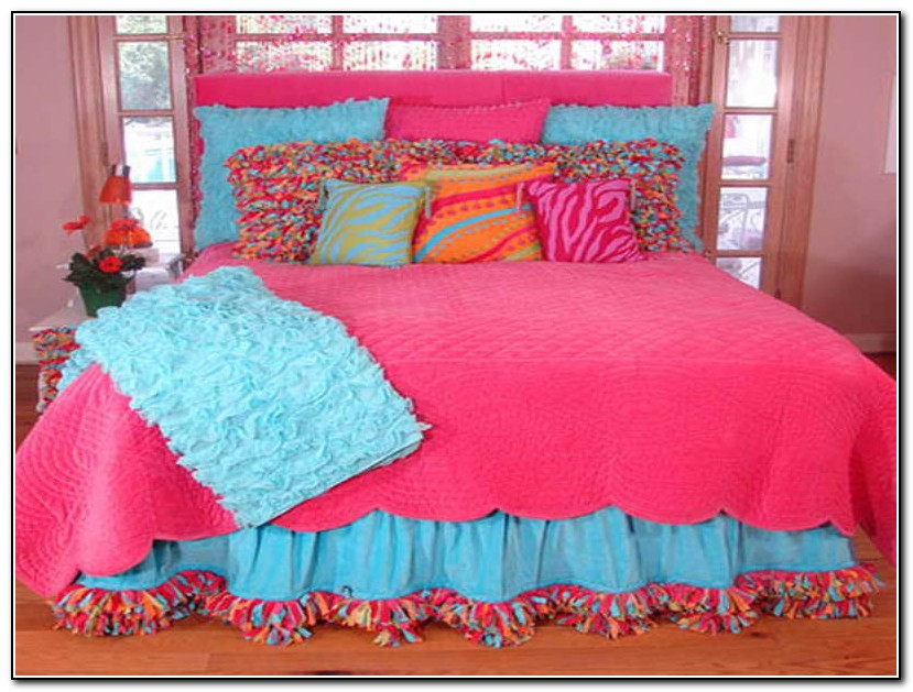 Colorful Bedding For Girls