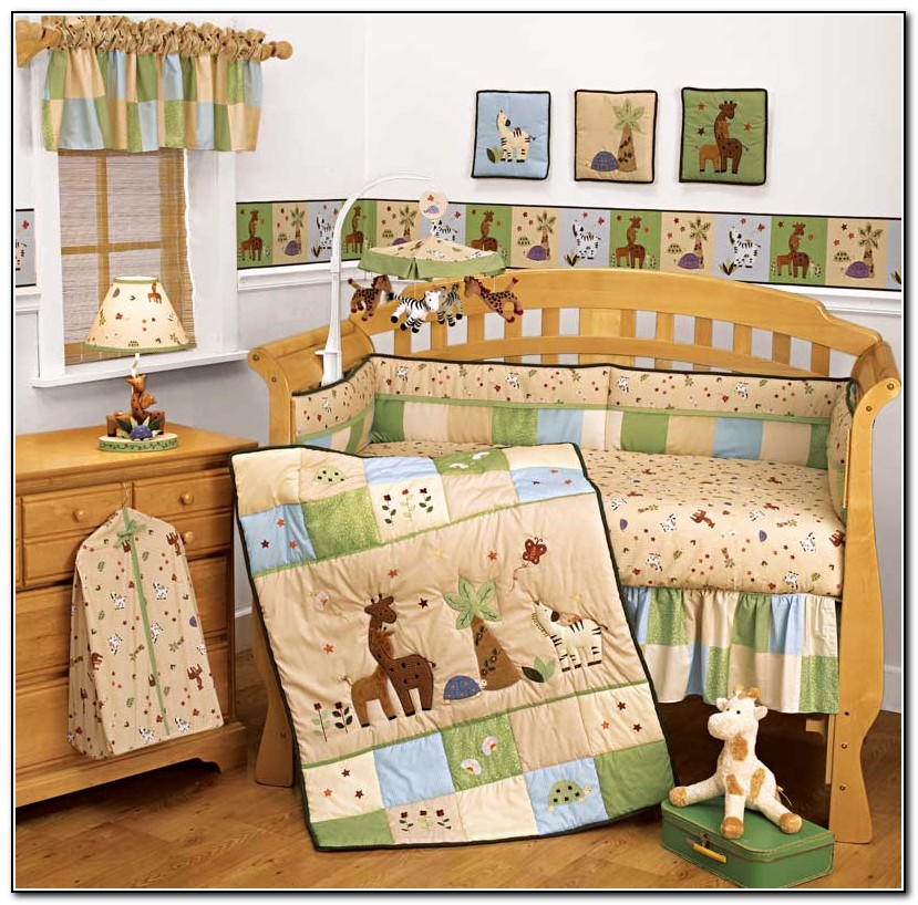 Crib Bedding Sets For Girls Under $100